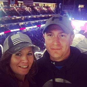 Justin attended Arizona Coyotes vs. Columbus Blue Jackets - NHL on Feb 7th 2019 via VetTix