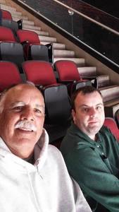 Steve attended Arizona Coyotes vs. Columbus Blue Jackets - NHL on Feb 7th 2019 via VetTix
