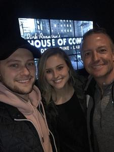 Scott attended Rick Bronsons House of Comedy - 18+ on Feb 8th 2019 via VetTix