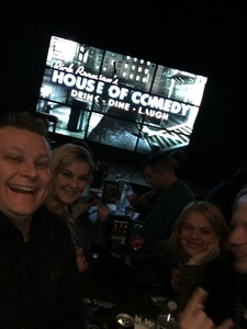 James attended Rick Bronsons House of Comedy - 18+ on Feb 8th 2019 via VetTix