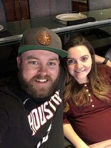 CRISTIAN attended Phoenix Suns vs. Houston Rockets - NBA on Feb 4th 2019 via VetTix