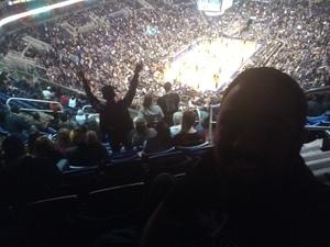 Jacob attended Phoenix Suns vs. Houston Rockets - NBA on Feb 4th 2019 via VetTix