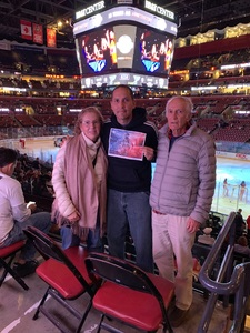 Luis attended Florida Panthers vs. St. Louis Blues- NHL on Feb 5th 2019 via VetTix