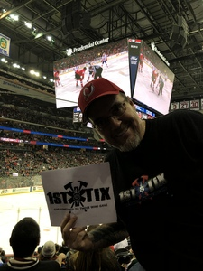 Charles Y attended New Jersey Devils vs. New York Islanders - NHL on Feb 7th 2019 via VetTix
