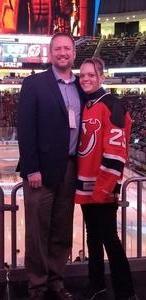 Lauren attended New Jersey Devils vs. New York Islanders - NHL on Feb 7th 2019 via VetTix