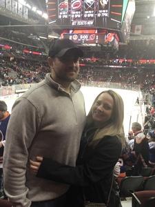 David attended New Jersey Devils vs. New York Islanders - NHL on Feb 7th 2019 via VetTix