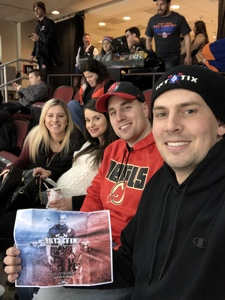 Keith attended New Jersey Devils vs. New York Islanders - NHL on Feb 7th 2019 via VetTix