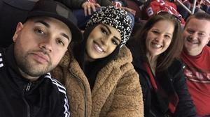 Gregory attended New Jersey Devils vs. Carolina Hurricanes - NHL on Feb 10th 2019 via VetTix