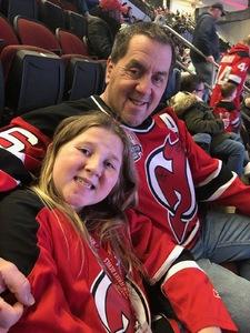 Tony attended New Jersey Devils vs. Carolina Hurricanes - NHL on Feb 10th 2019 via VetTix