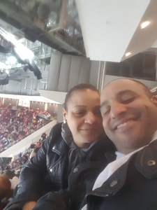 Luis attended New Jersey Devils vs. Carolina Hurricanes - NHL on Feb 10th 2019 via VetTix