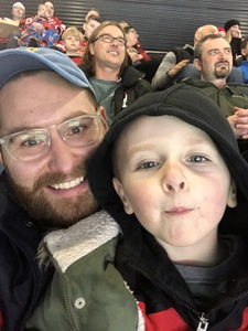 WPK attended New Jersey Devils vs. Carolina Hurricanes - NHL on Feb 10th 2019 via VetTix