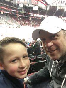 Chris attended New Jersey Devils vs. Carolina Hurricanes - NHL on Feb 10th 2019 via VetTix