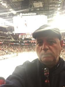Carmen (Retired REO) attended New Jersey Devils vs. Minnesota Wild - NHL on Feb 9th 2019 via VetTix