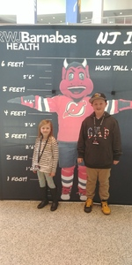 Michael attended New Jersey Devils vs. Minnesota Wild - NHL on Feb 9th 2019 via VetTix