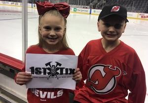Ryan attended New Jersey Devils vs. Minnesota Wild - NHL on Feb 9th 2019 via VetTix