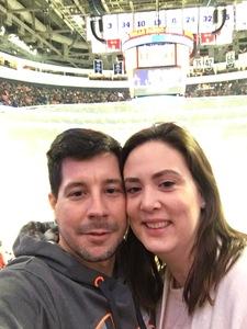 Joseph attended Philadelphia Flyers vs. Los Angeles Kings - NHL on Feb 7th 2019 via VetTix