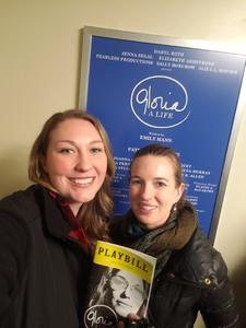 Tara attended Gloria: A Life on Feb 16th 2019 via VetTix