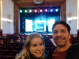 Ronald attended Disney's Dcappella - Other on Feb 13th 2019 via VetTix