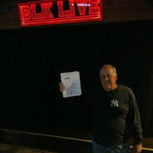DAVID OLINER attended An Evening with Y & T on Feb 10th 2019 via VetTix