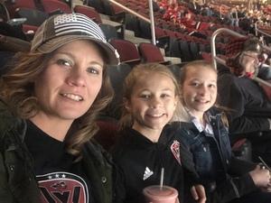Justin attended Arizona Coyotes vs. Toronto Maple Leafs - NHL on Feb 16th 2019 via VetTix