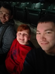 Nathan attended Indiana Pacers vs. Charlotte Hornets - NBA on Feb 11th 2019 via VetTix
