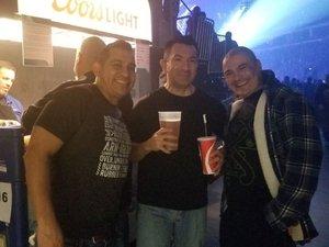 Juan attended Kiss: End of the Road World Tour - Pop on Feb 8th 2019 via VetTix