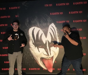 Frank attended Kiss: End of the Road World Tour - Pop on Feb 12th 2019 via VetTix
