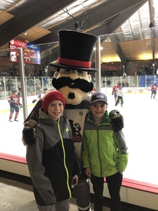 jonathan attended Minnesota Magicians vs. Fairbanks Ice Dogs - NAHL on Feb 16th 2019 via VetTix