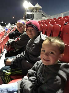 Corey attended 2019 Mobile Mini Sun Cup: Phoenix Rising vs. Real Salt Lake - USL on Feb 16th 2019 via VetTix
