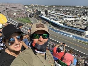 Mike attended 61st Annual Monster Energy Daytona 500 - NASCAR Cup Series on Feb 17th 2019 via VetTix