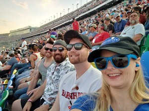 Nick attended 61st Annual Monster Energy Daytona 500 - NASCAR Cup Series on Feb 17th 2019 via VetTix