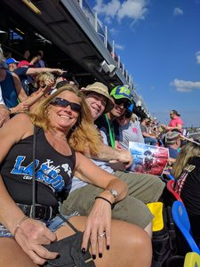Dave attended 61st Annual Monster Energy Daytona 500 - NASCAR Cup Series on Feb 17th 2019 via VetTix
