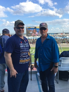 Michele & James attended 61st Annual Monster Energy Daytona 500 - NASCAR Cup Series on Feb 17th 2019 via VetTix