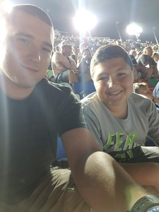 Jeff attended 61st Annual Monster Energy Daytona 500 - NASCAR Cup Series on Feb 17th 2019 via VetTix