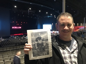 Lyle attended 2cellos: Let There Be Cello on Feb 16th 2019 via VetTix
