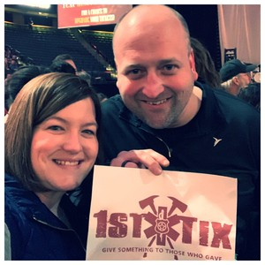 Josh attended Kelly Clarkson: the Meaning of Life Tour With Special Guest Kelsea Ballerini on Feb 16th 2019 via VetTix