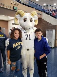Joe attended Navy vs Army West Point - NCAA Men's Basketball on Feb 16th 2019 via VetTix