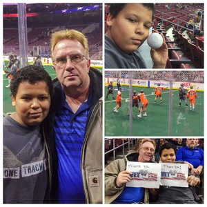 Robert attended Philadelphia Wings vs. New England Black Wolves - National Lacrosse League on Feb 16th 2019 via VetTix