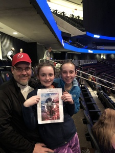 Charles Y attended Kidz Bop Live Special Encore Show Presented by Dollar Car Rental - Children's Theatre on Feb 15th 2019 via VetTix