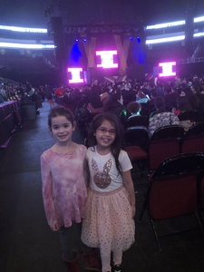 Mohamed attended Kidz Bop Live Special Encore Show Presented by Dollar Car Rental - Children's Theatre on Feb 15th 2019 via VetTix