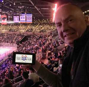 Robert attended New York Islanders vs. Ottawa Senators - NHL on Mar 5th 2019 via VetTix