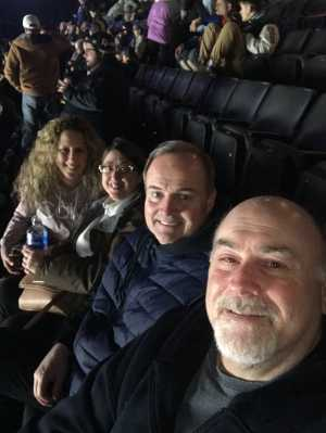 Anthony attended New York Islanders vs. Ottawa Senators - NHL on Mar 5th 2019 via VetTix