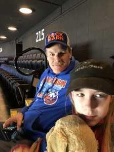 Erik attended New York Islanders vs. Ottawa Senators - NHL on Mar 5th 2019 via VetTix