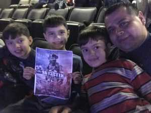Jose attended New York Islanders vs. Ottawa Senators - NHL on Mar 5th 2019 via VetTix