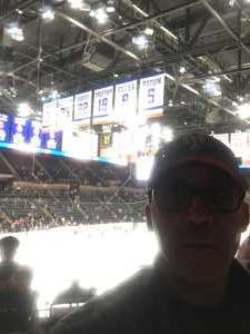 RONALD attended New York Islanders vs. Ottawa Senators - NHL on Mar 5th 2019 via VetTix
