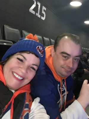 Nancie Ann attended New York Islanders vs. Ottawa Senators - NHL on Mar 5th 2019 via VetTix