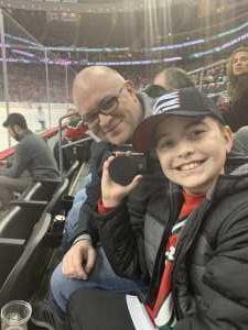 Sean attended New Jersey Devils vs. Philadelphia Flyers - NHL on Mar 1st 2019 via VetTix