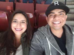 Joseph attended Anaheim Ducks vs. Montreal Canadiens - NHL on Mar 8th 2019 via VetTix
