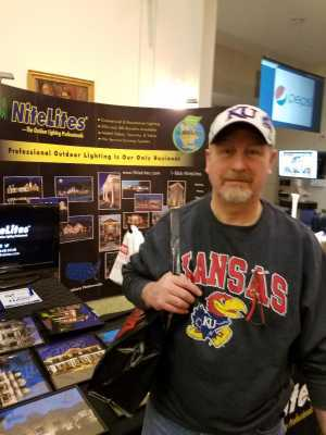 Douglas attended Johnson County Home + Garden Show - Tickets Good for Any One Day - * See Notes on Mar 8th 2019 via VetTix