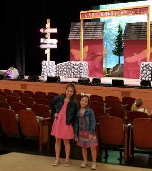Victor attended American Girl Live! on Mar 10th 2019 via VetTix